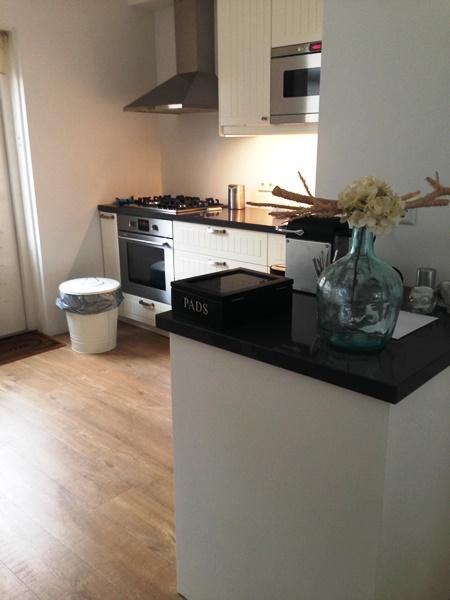 Spuitwerk binnen huiskamer (Haarlem)
