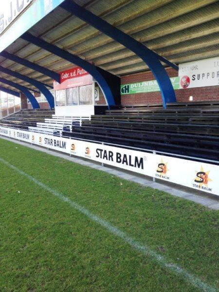 Schilderwerk Buiten Voetbalvereniging SJC Noordwijk